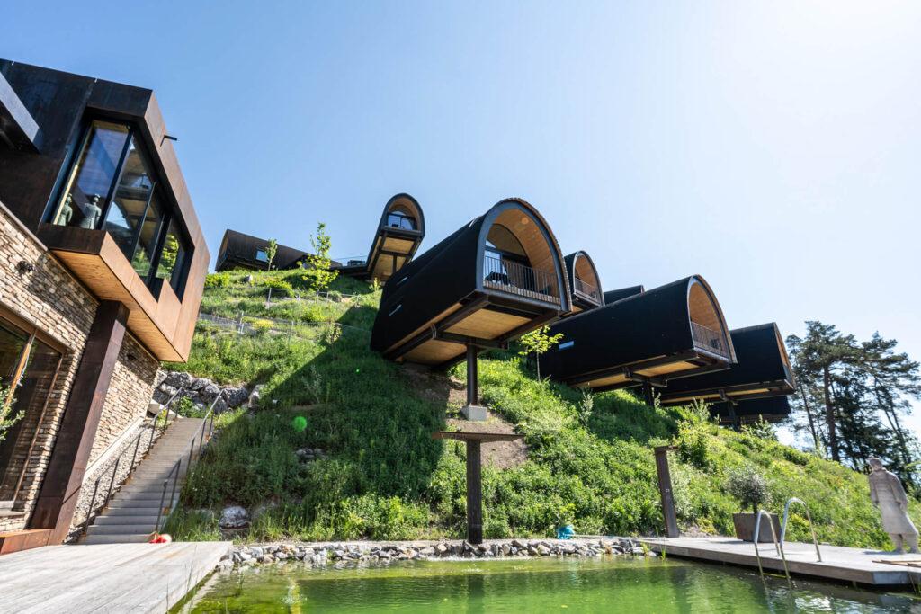 Spenglerei Burtscher Vorarlberg, Spenglerarbeiten, Dachspengler, Dacheindeckung, Alpencamping Nenzing