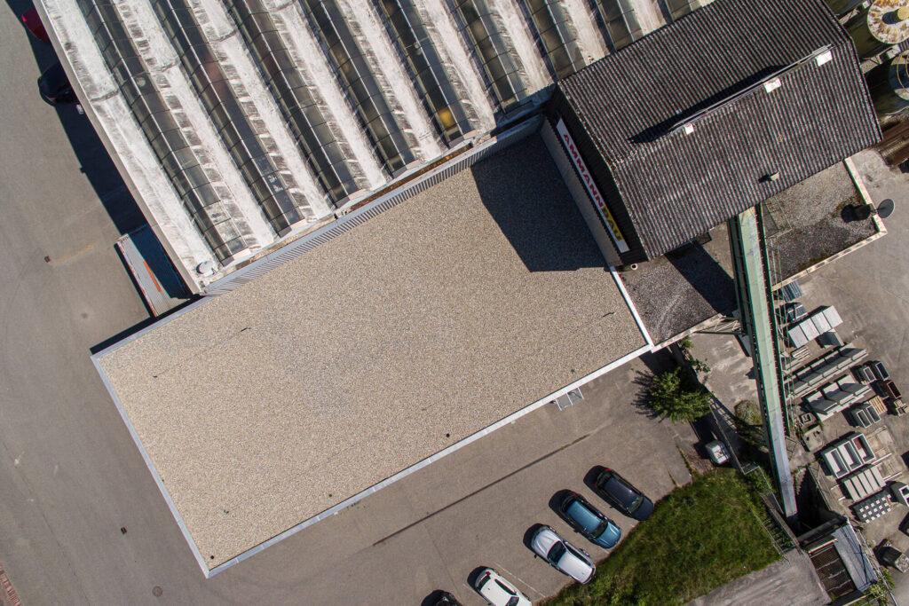 Spenglerei Burtscher Vorarlberg, Flachdach, Spenglerarbeiten, Dachspengler, Dacheindeckung, Dachsanierung