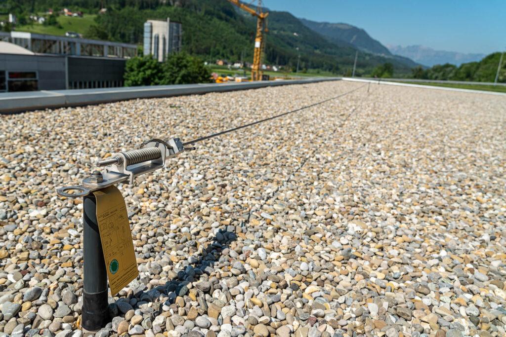Spenglerei Burtscher Vorarlberg, Flachdach, Absturzsicherung, Spenglerarbeiten, Dachspengler, Dacheindeckung, Dachsanierung