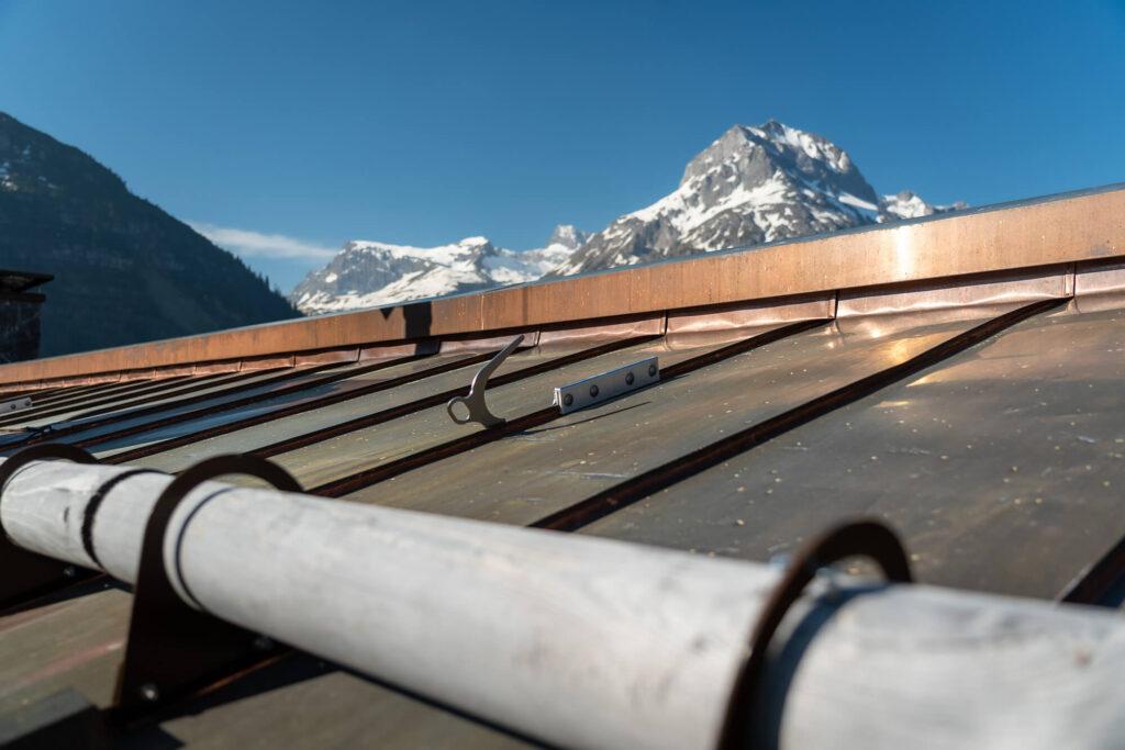 Spenglerei Burtscher Vorarlberg, Kupferdach, Spenglerarbeiten, Dachspengler, Dacheindeckung, Dachsanierung