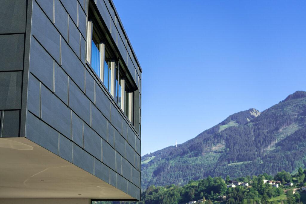 Spenglerei Burtscher Vorarlberg, Flachdach, Fassade, Spenglerarbeiten