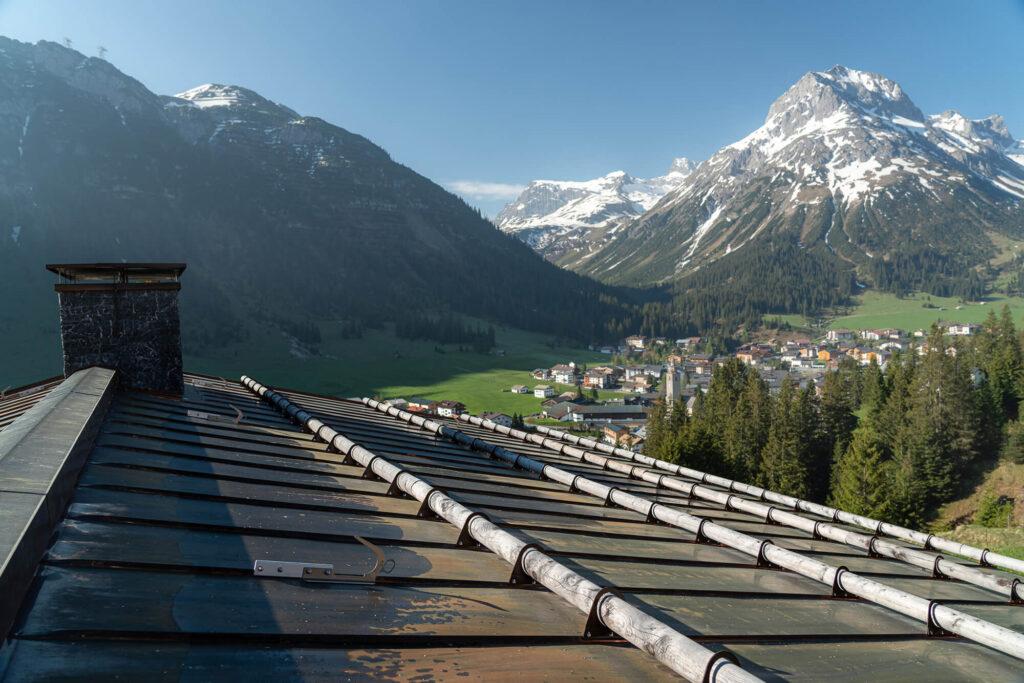 Spenglerei Burtscher Vorarlberg, Dachspengler, Dacheindeckung, Dachsanierung, Spenglerarbeiten